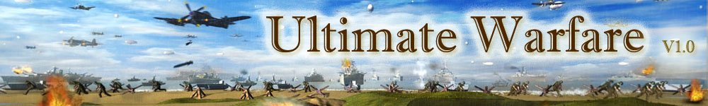 Ultimate Warfare Online multiplayer Text-based game